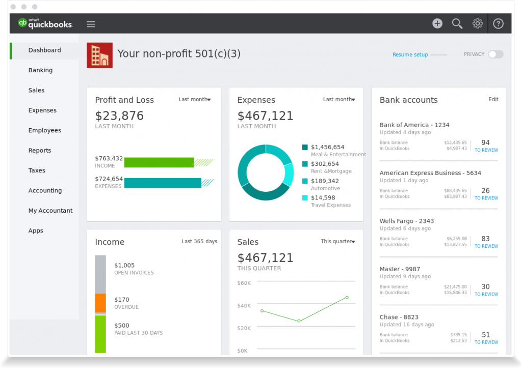 What Are the Benefits of QuickBooks Online?